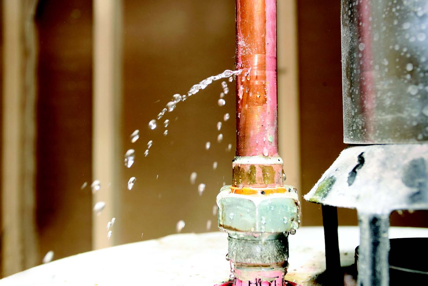 Epoxy Pipe Lining Company Restores Potable Water Pipes With Food