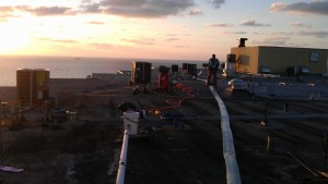 Triton towers south beach pipe lining company